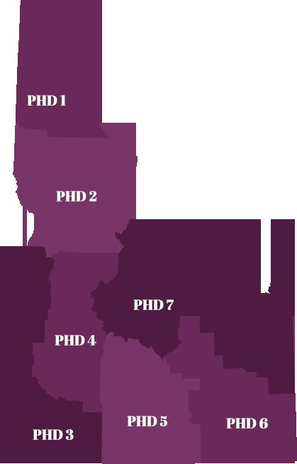 Idaho Public Health Districts